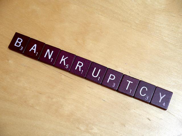 Personal Bankruptcy Options