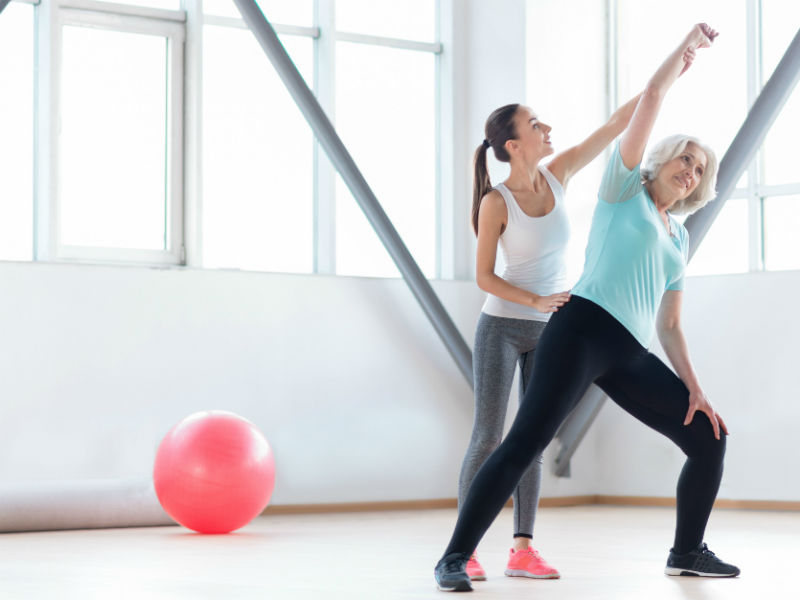 Physical exercise in cancer