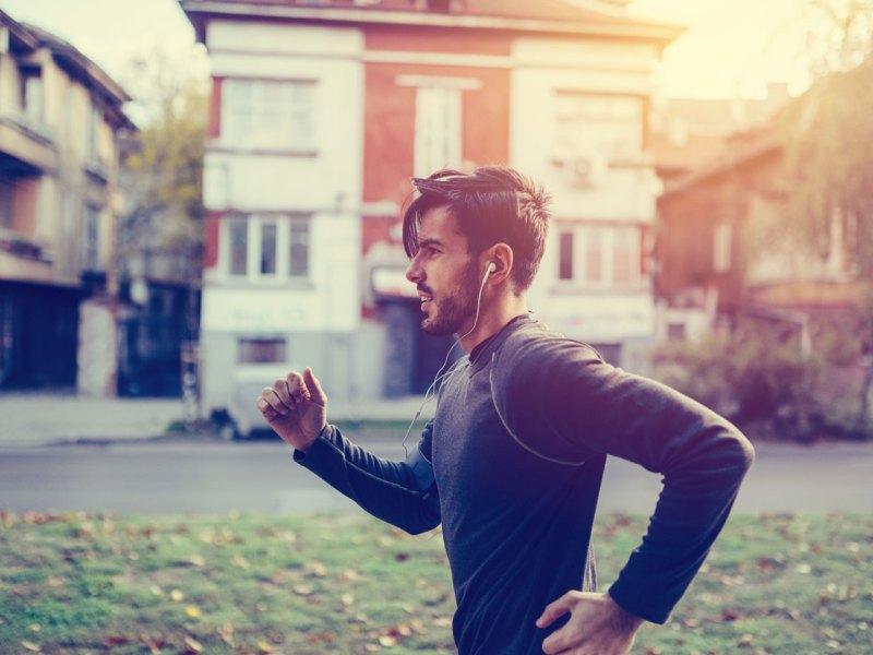 5 Benefits of Running