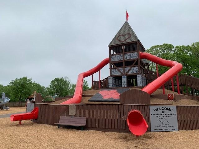 Today's Playground Equipment