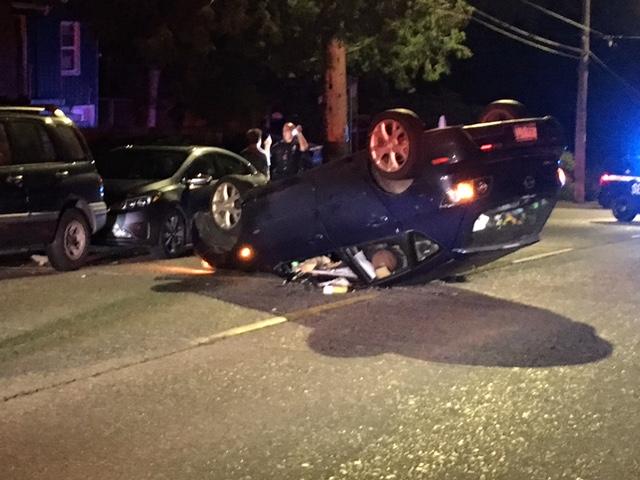 Auto Accidents Comparative Fault
